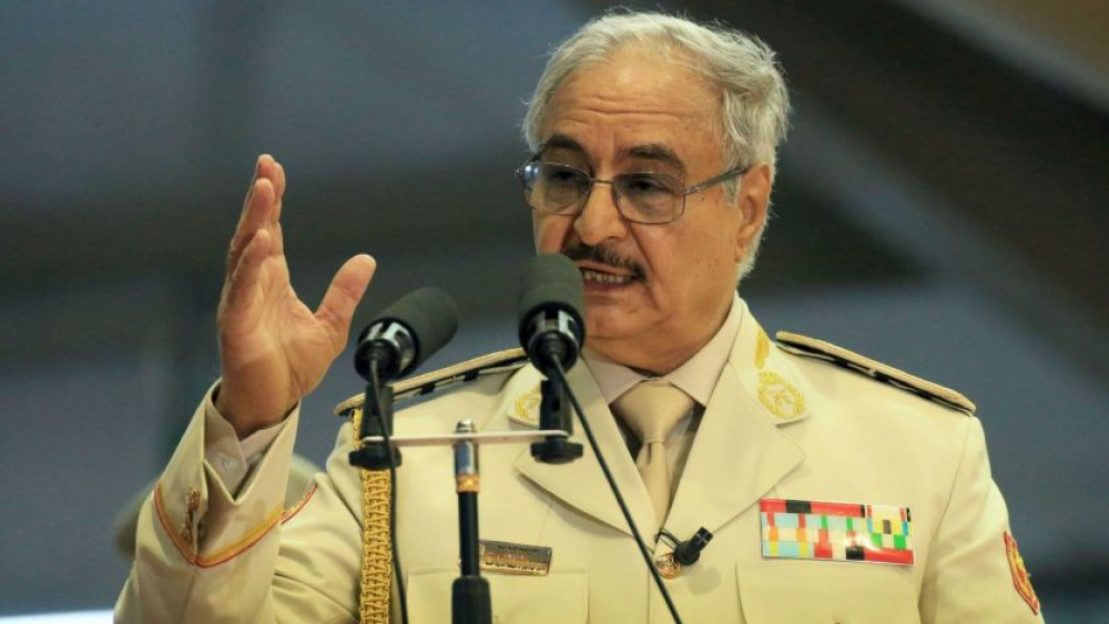 Lack of consequences emboldens Libya's Haftar