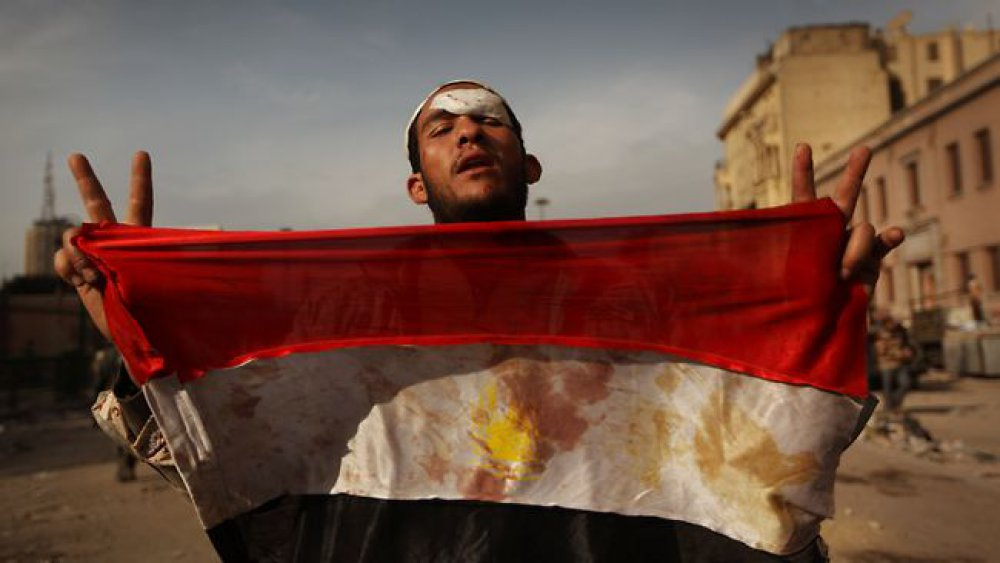 [Public Lecture] Egypt and the struggle over democracy