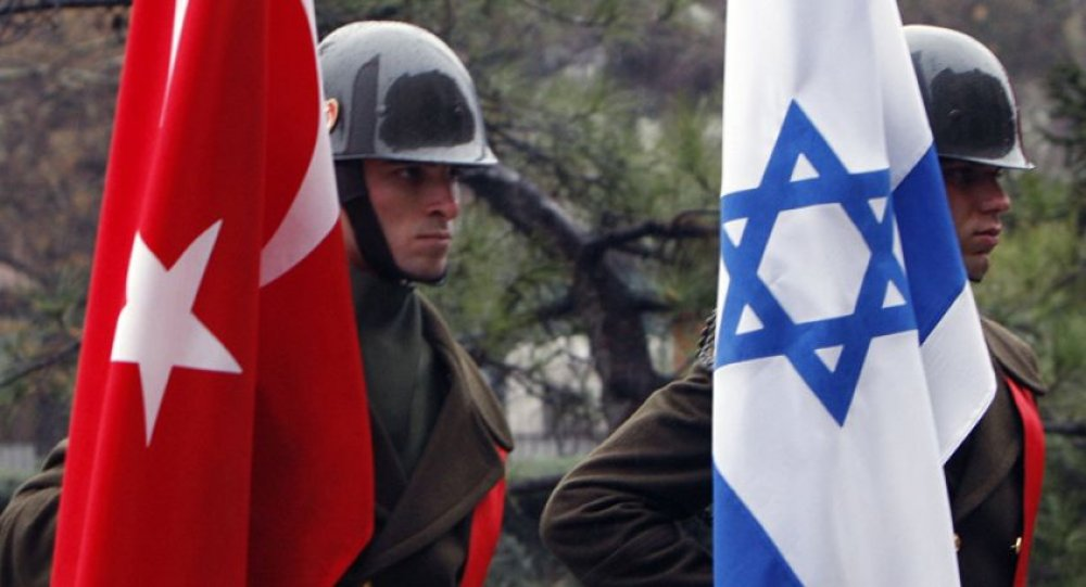 What lies behind the Turkish/Israeli rapprochement and who stands to benefit?