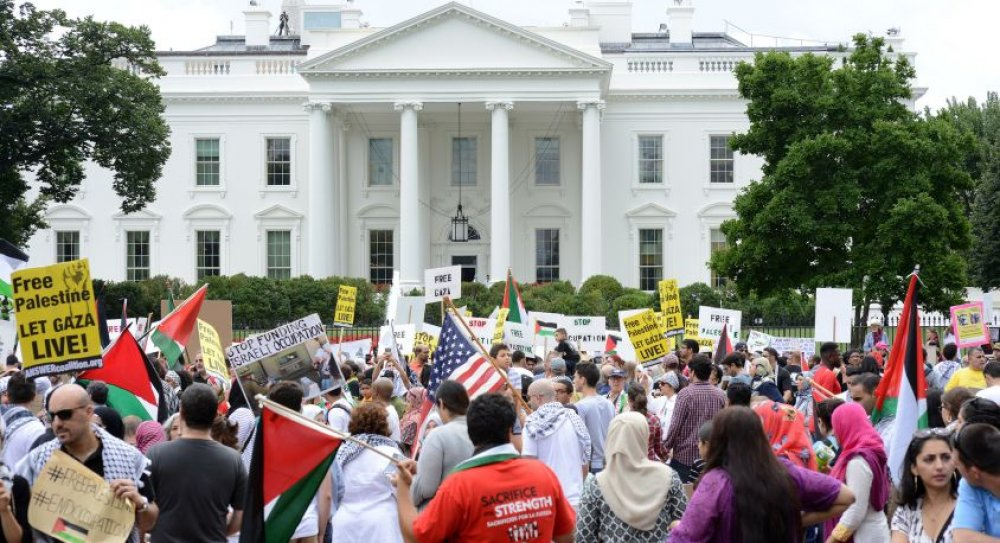 Palestine and the Scandal of Liberal Democracy