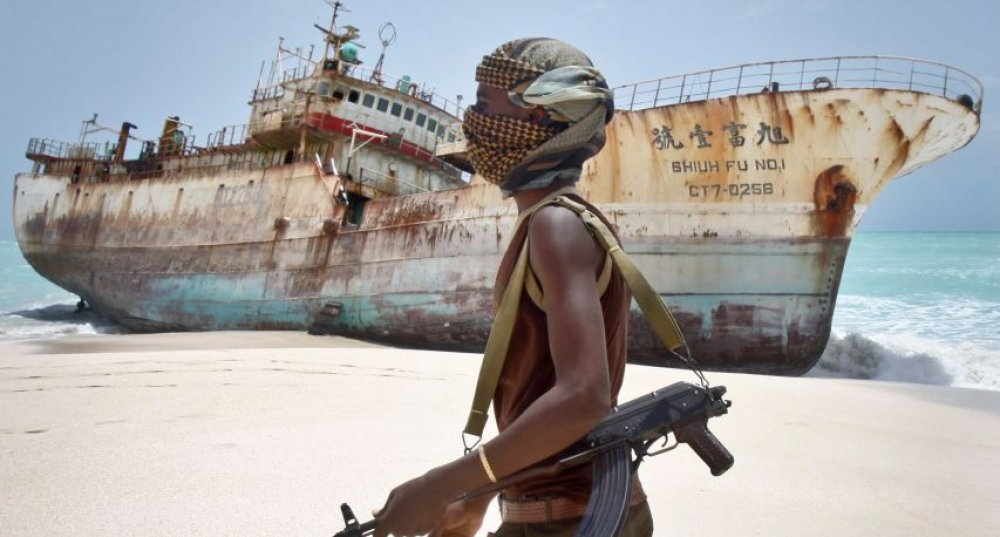Maritime Security and Piracy in West Africa