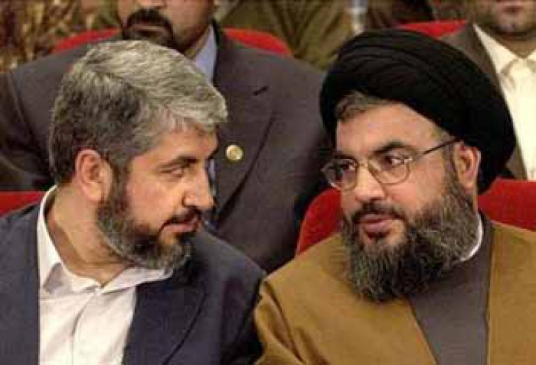 Brothers in arms? Hamas-Hizbullah reconciliation