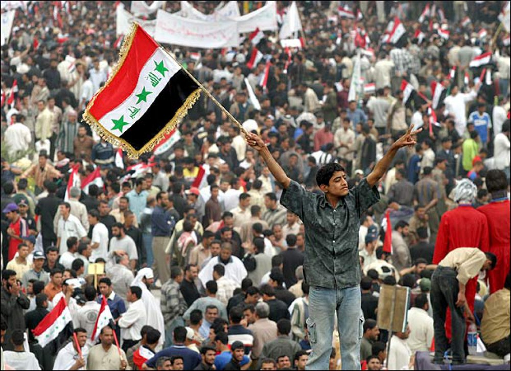 Iraq's slide to sectarianism: disenfranchisement and power politics