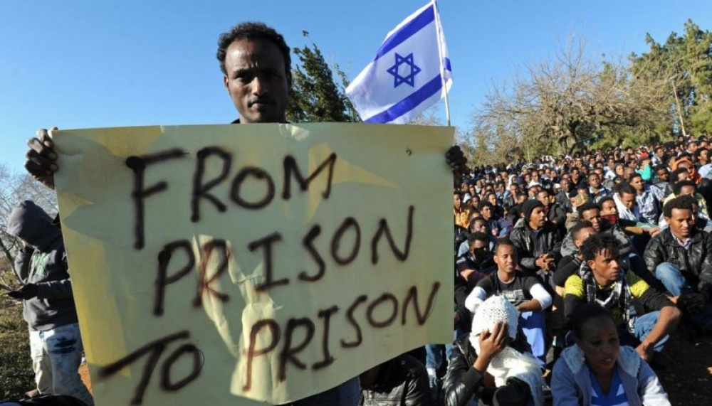 As Israel tried to woo African states, it expels African refugees