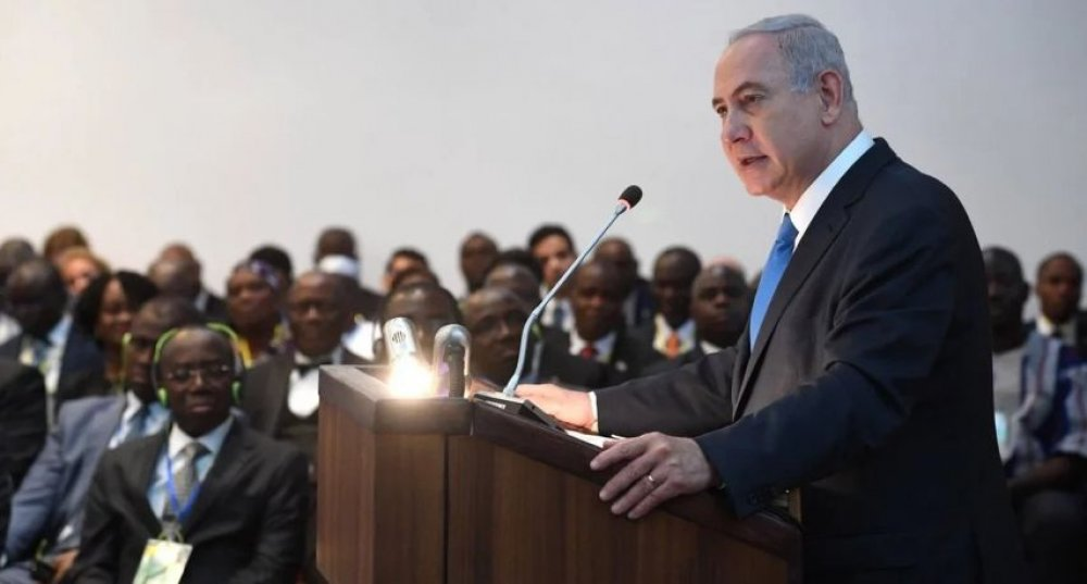 Netanyahu tries charming West African states