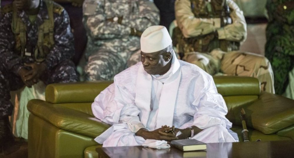 Yahya Jammeh's exile and the ICC conundrum