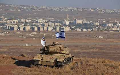 Israeli attitudes towards the Syrian crisis and the current 'escalation'