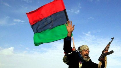 The Libyan tragedy: Power in the contemporary geopolitical setting