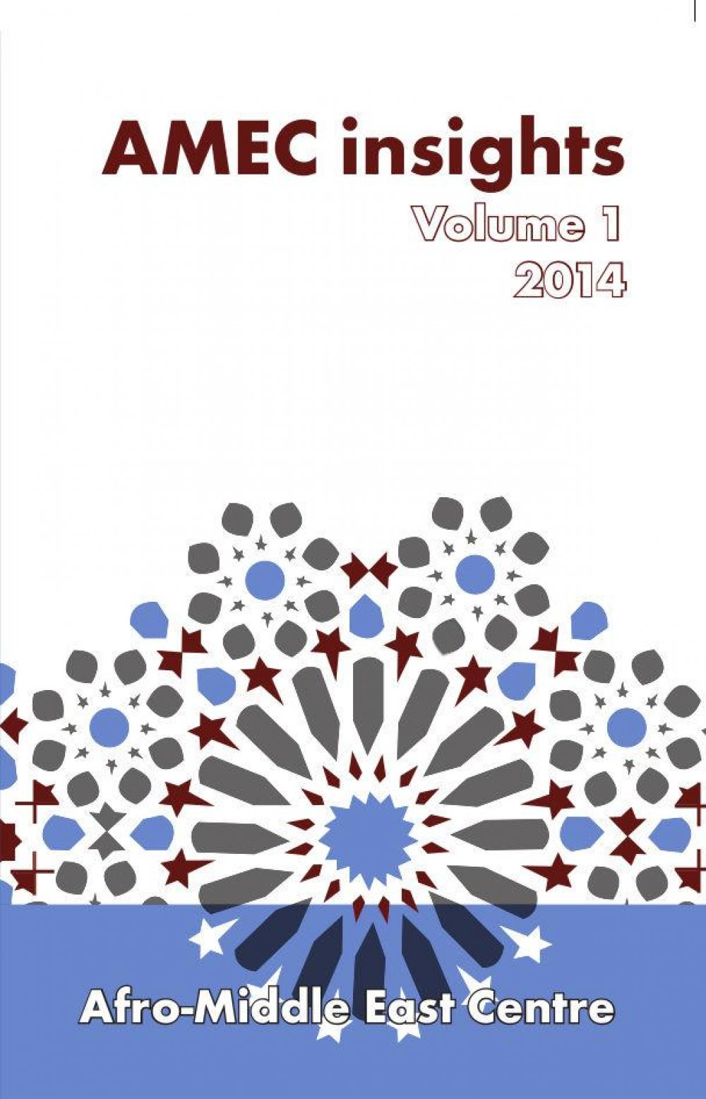 AMEC insights Volume 1 - 2014