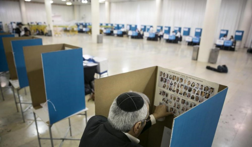 The 2015 Israeli elections: A victory of the wolf over the wolf in sheep's clothing