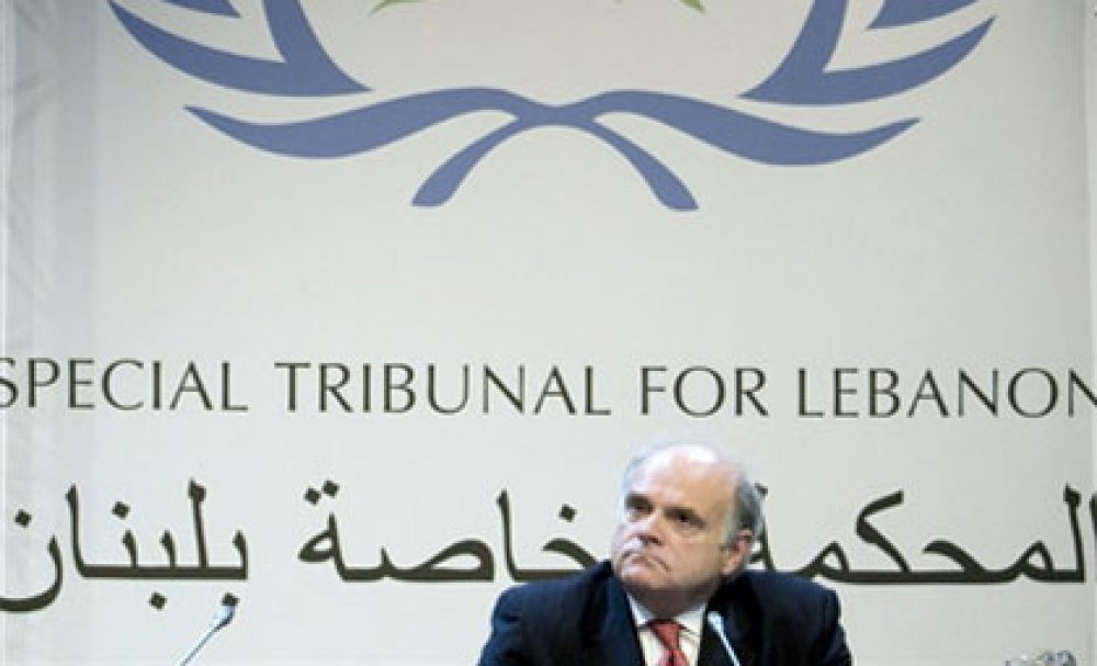 Politics surrounding the tribunal for Lebanon