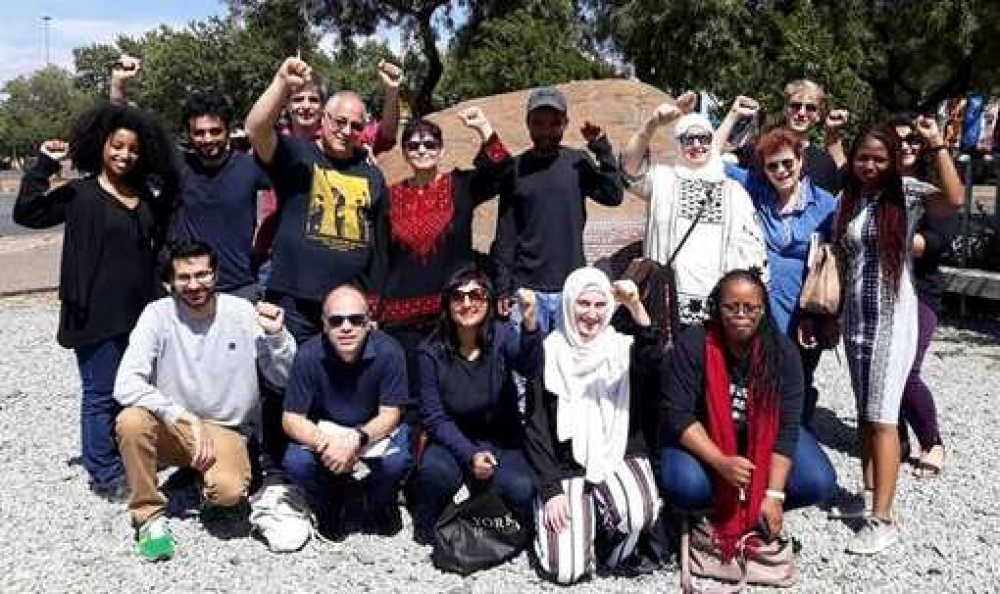 Teaching Palestine in South Africa