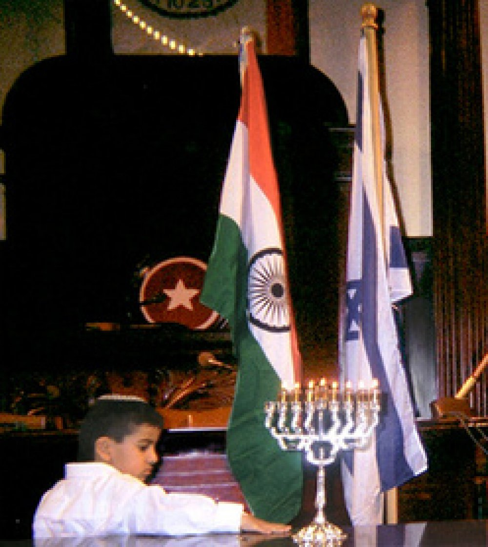 India walks a tightrope in its relations with Israel, Arab nations