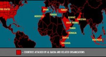 Al-Qaeda Hot Spots
