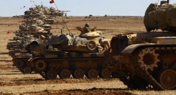 Battle for Kobane: Turkey, USA and the Kurdish future