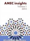 AMEC insights Volume 1 - 2014